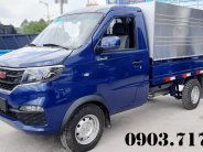Xe tải SRM thùng bạt. Bán xe tải SRM thùng bạt 930 Kg mới 2020 phiên bản mới giá 205 triệu tại Bình Dương
