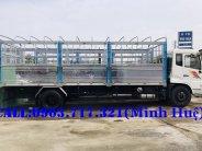 Bán xe tải DongFeng B180 Euro 5 thùng 7m5 tải 9 tấn thùng có giao ngay giá 910 triệu tại Tiền Giang