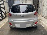 Mình cần bán Hyundai I10 2016 số sàn, màu bạc nhập Ấn giá 246 triệu tại Tp.HCM