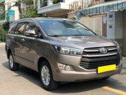 Nhà mình cần bán Toyota Innova 2020, số tự động G, màu xám giá 836 triệu tại Tp.HCM
