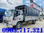 Xe tải Jac N650 Plus đời mới 2020 máy Cummin phanh ABS,xe Jac 6T6 N650 Plus giá 630 triệu tại Tp.HCM