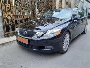 Tôi cần bán xe nhập Nhật Lexus GS350 2009 AT, màu đen giá 868 triệu tại Tp.HCM