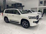 Toyota Land Cruiser 4.6 VXS 2021, bản full, hệ thống treo khí nén, xe giao ngay giá 6 tỷ 400 tr tại Hà Nội