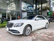 Bán Mercedes S450L 2021 bản Limited màu trắng giá 4 tỷ 199 tr tại Hà Nội