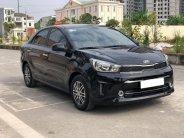 Mình cần bán Kia soluto 2020, số sàn, màu đen giá 367 triệu tại Tp.HCM