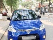 Bán xe Hyundai Grand i10 Số sàn 1.0 bản đủ Nhập Khẩu Ấn Độ sản xuất 2009, màu xanh lam giá 165 triệu tại Hà Nội