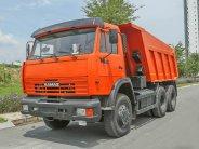 Xe Ben Kamaz 65115 VAT Ga Cơ Nhập Khẩu Mới 100% giá 1 tỷ 170 tr tại Cần Thơ