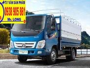 XE TẢI THACO OLLIN 490 ĐỜI 2021 TẢI 2T2 THÙNG 4M3 HỖ TRỢ VAY 70% TẠI ĐÀ NẴNG giá 359 triệu tại Đà Nẵng