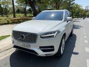 Bán xe Volvo XC90 sx 2018 màu trắng, full option.  giá 3 tỷ 600 tr tại Tp.HCM