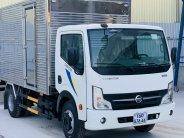 Xe tải nissan thùng kín inox cao cấp tải 1T9 Thùng 4.3 mét. Hỗ trợ ngân hàng 80% giao xe ngay giá 445 triệu tại Bình Dương
