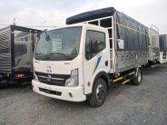 Xe tải Nissan thùng mui bạc cao cấp tải 1T9 Thùng 4.3 mét. Hỗ trợ trả góp 80% nhận xe ngay giá 440 triệu tại Bình Dương