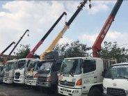 Bán xe cẩu Hino FL8JTSa 16 tấn giá 750 triệu tại Tp.HCM