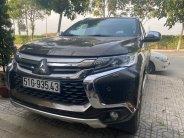 Bán xe Pajero Sport 3.0 AT xăng, 2 cầu, màu nâu, đời 2017. giá 795 triệu tại Tp.HCM