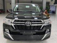 Bán Toyota Land Cruiser 4.6 V8, màu đen, nội thất nâu 2021, xe giao ngay. giá 4 tỷ 350 tr tại Hà Nội