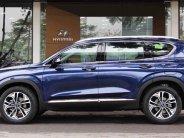 Hyundai Santa FE AT Xăng - Dầu 2021 đủ màu giảm giá sập sàn giá 320 triệu tại Tp.HCM