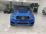 Bán xe Mercedes Benz G63 AMG sản xuất năm 2021, xe giao ngay. giá 12 tỷ 600 tr tại Tp.HCM