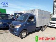 Xe tải Kenbo thùng kín. Hỗ trợ trả góp 80% giao xe ngay giá 208 triệu tại Bình Dương