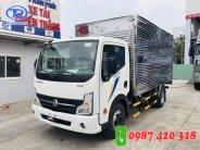 Xe Vinamotor NS 350 3T5 thùng kín inox. Hỗ trợ trả góp đến 80% giao xe ngay giá 120 triệu tại Bình Dương