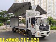 Xe tải Dongfeng thùng kín cánh dơi. Bán xe tải Dongfeng B180 thùng kín cánh dơi giá 1 tỷ 95 tr tại Bình Dương