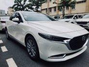 Bán Mazda 3 1.5L Premium 2021, màu trắng, giá 779tr giá 779 triệu tại Tp.HCM