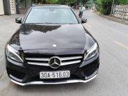 Không gian riêng sành điệu - Mercedes C200 năm 2015, màu đen giá 880 triệu tại Hà Nội