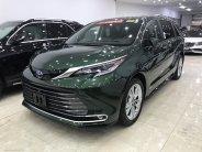 Bán ô tô Toyota Sienna Platinum 2021, màu xanh bộ đội, giá cực tốt giá 4 tỷ 150 tr tại Hà Nội