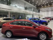 Cần bán Hyundai Accent AT 2021, màu đỏ, giá tốt giá 496 triệu tại Tp.HCM