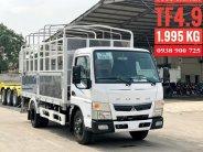 Bán xe tải FUSO CANTER TF4.9 tải trọng 1 tấn 9, thùng dài 4m5 nhập khẩu, đời 2021 giá 685 triệu tại Bình Thuận