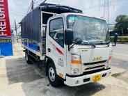 Định giá xe tải JAC N350 thùng mui bạt dài 4m4 chỉ 120tr nhận xe ngay giá 120 triệu tại Bình Dương