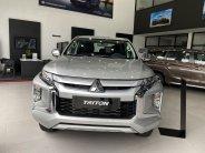 Mitsubishi Triton 4x2 AT Mivec giảm giá đặc biệt tháng 6 - tặng nắp thùng cao cấp giá 630 triệu tại Hà Nội