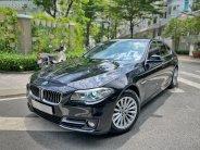 Bán ô tô BMW 5 Series 520i đời 2014, màu đen, nhập khẩu chính hãng giá 1 tỷ 90 tr tại Tp.HCM
