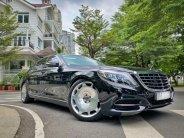 Cần bán Mercedes S500L đời 2015, màu đen giá 2 tỷ 990 tr tại Tp.HCM
