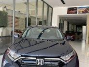 Bán xe Honda CR V L đời 2021, màu xanh lam giá 1 tỷ 118 tr tại Tp.HCM