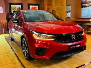 Bán ô tô Honda City RS đời 2021, màu đỏ, 599 triệu giá 599 triệu tại Đà Nẵng