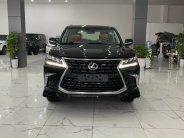 Bán Lexus LX 570 Super Sport S đời 2021, màu đen, nhập khẩu chính hãng giá 9 tỷ 100 tr tại Hà Nội