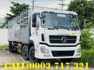 Bán xe tải DongFeng 4 chân, xe tải DongFeng ISL315 4 chân. Giá xe tải DongFeng 4 chân  giá 1 tỷ 495 tr tại Lâm Đồng