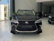 Bán Lexus LX570 MBS 4 chỗ đẳng cấp doanh nhân, màu đen nội thất kem, sản xuất 2021, xe có tại salon giao ngay giá 9 tỷ 900 tr tại Hà Nội