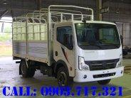 Bán xe tải Nissan 1T9 tiêu chuẩn Nhật Bản. Giá xe tải Nissan 1T9 thùng bạt giá 455 triệu tại Tp.HCM
