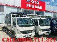 Bán xe tải Nissan 1T9 mới | Xe Nisan 1T9 thùng mui bạt 4m3 giá tốt giao xe ngay giá 450 triệu tại Tp.HCM