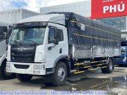 Bán xe tải FAW 9 tấn thùng dài 8m2 trả góp giá 590 triệu tại Bình Dương