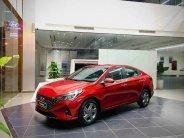 Bán ô tô Hyundai Accent đời 2021, màu đỏ, nhập khẩu giá 408 triệu tại Tp.HCM
