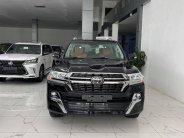 Bán xe Toyota Land Cruiser 5.7 VXS đời 2021, màu đen, xe nhập giá 8 tỷ 900 tr tại Hà Nội