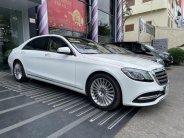 Bán xe Mercedes S450 Limited đời 2020, màu trắng giá 4 tỷ 190 tr tại Hà Nội