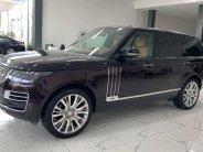 Bán LandRover Range Rover SV Autobiography LWB 3.0 năm 2021, màu đen, nhập khẩu giá 12 tỷ 400 tr tại Hà Nội