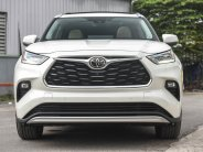 Bán xe Toyota Highlander Platinum đời 2021, nhập khẩu chính hãng, có sẵn xe giao  giá 4 tỷ 260 tr tại Hà Nội