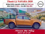 Bán ô tô Nissan Navara EL đời 2020, màu nâu, xe nhập giá 624 triệu tại Đà Nẵng