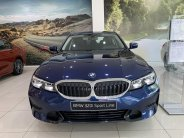 BMW 3 Series all new 2021, màu xanh lam, nhập khẩu nguyên chiếc giá 1 tỷ 749 tr tại Tp.HCM