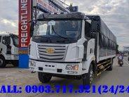 Xe tải Faw 7T25 chở 8 tấn thùng dài 10m giá tốt, hỗ trợ vay vốn  giá 950 triệu tại Bình Dương