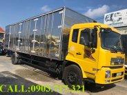 Xe tải DongFeng 7T75 thùng kín dài 9m7 giá tốt  giá 1 tỷ tại Bình Dương