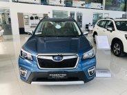 Bán ô tô Subaru Forester Eyesight năm 2021, màu xanh lam, nhập khẩu nguyên chiếc giá 1 tỷ 144 tr tại Tp.HCM
